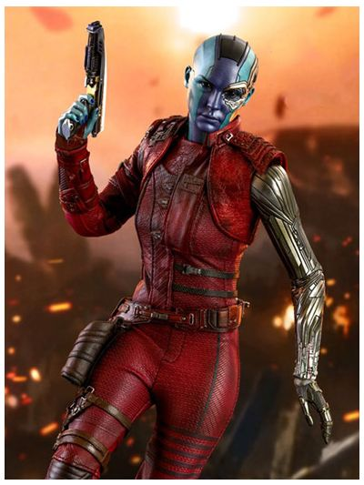 Avengers: Endgame Nebula 1/6th Scale Collectible Figure - MMS534