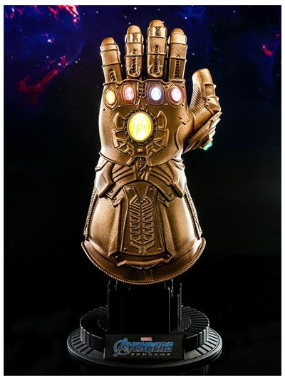 Avengers: Endgame - 1/4th scale Infinity Gauntlet Collectible - ACS007