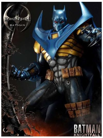Knightfall Batman - MMDC-34