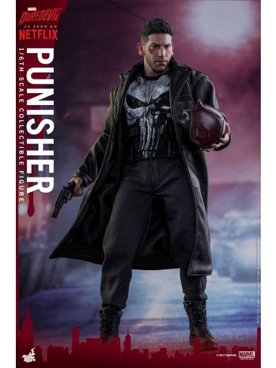 Hot Toys Daredevil - Punisher - TMS004