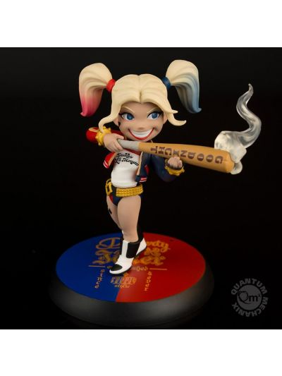 Quantum Mechanix Harley Quinn Q-Fig Vinyl Figure - DC-0021