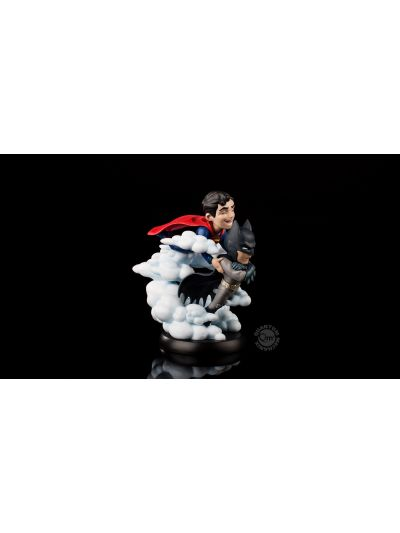 Quantum Mechanix World's Finest Batman and Superman Q-Fig Max - DCC-0610