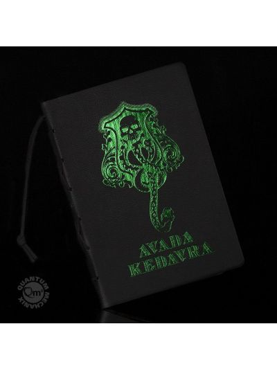 Quantum Mechanix Harry Potter Dark Arts Journal - HP-0701