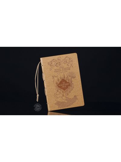 Quantum Mechanix Harry Potter Marauder's Map Journal - HP-0703
