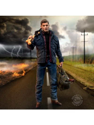 Quantum Mechanix Dean Winchester 1:6 Scale Articulated Figure - QMX304110