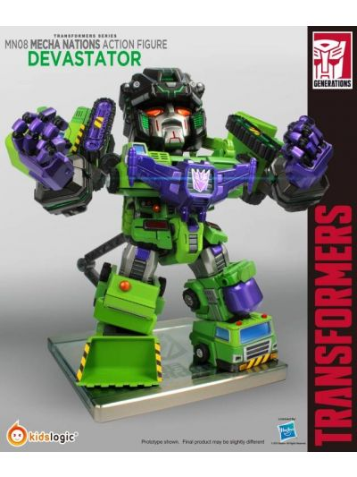 Transformers - Mecha Nations Devastator - MN-08