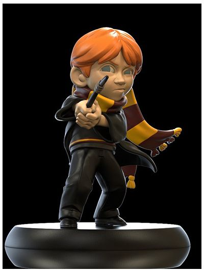 RON WEASLEY'S FIRST SPELL Q-FIG - HPRW-001