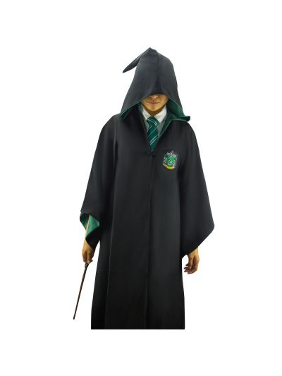 Harry Potter Wizard Robe: Slytherin(Large) - 3760166560257LARGE