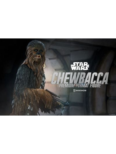 Sideshow Collectibles Chewbacca Permium Format - 300527