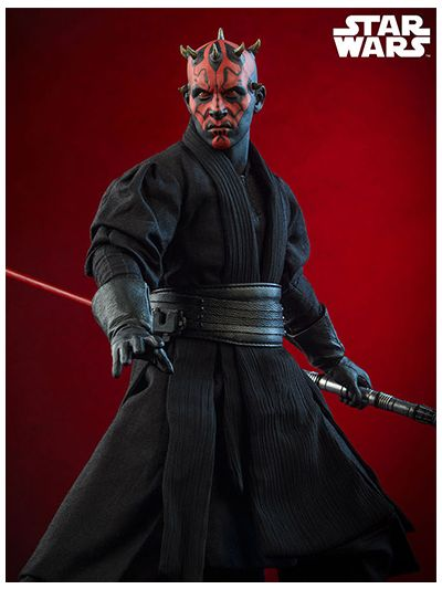 Star Wars Episode I: The Phantom Menace - Darth Maul - Duel on Naboo - 100156