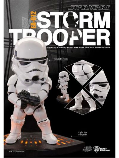 EGG ATTACK - Star Wars - Stormtrooper - EA-012