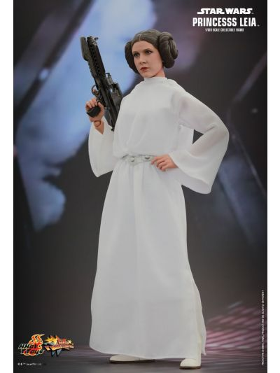 HOT TOYS STAR WARS: EPISODE IV A NEW HOPE PRINCESS LEIA - MMS298