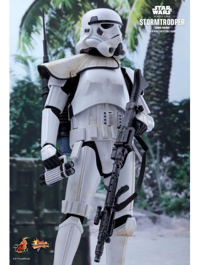 HOT TOYS ROGUE ONE: A STAR WARS STORY STORMTROOPER JEDHA PATROL (LIMITED EDITION) 1/6TH SCALE - MMS386