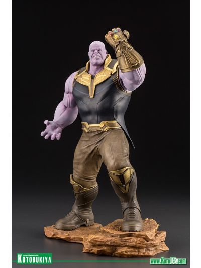 Kotobukiya THANOS INFINITY WAR MOVIE ARTFX  STATUE - MK270