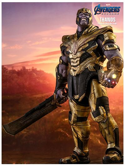 Avengers: Endgame - 1/6th scale Thanos Collectible Figure Collectible Figure - MMS529