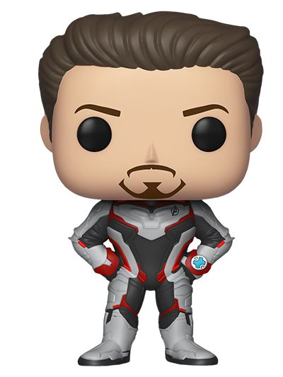 POP MARVEL: AVENGERS – TONY STARK W/ AV-SUIT 449 - 36660