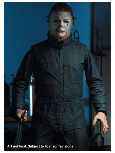 """Halloween 2 - 7"""" Scale AF - Ultimate Michael Myers - 60683"""
