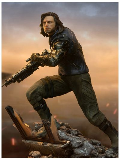 Winter Soldier BDS Art Scale 1/10 - Avengers Endgame - MARCAS19619-10