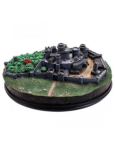 Game of Thrones - Winterfell Castle Sculpture - 408809