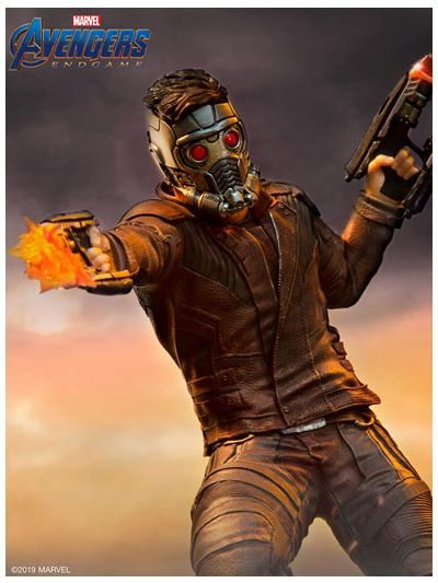 Star-Lord BDS Art Scale 1/10 - Avengers Endgame - MARCAS19319-10