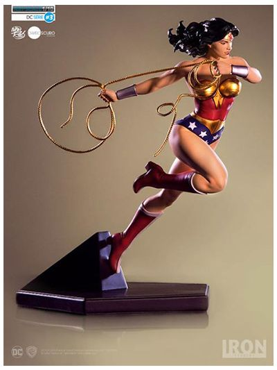 DC Comics Wonder Woman 1/10 Art Scale Statue - DCCDCG07918-10