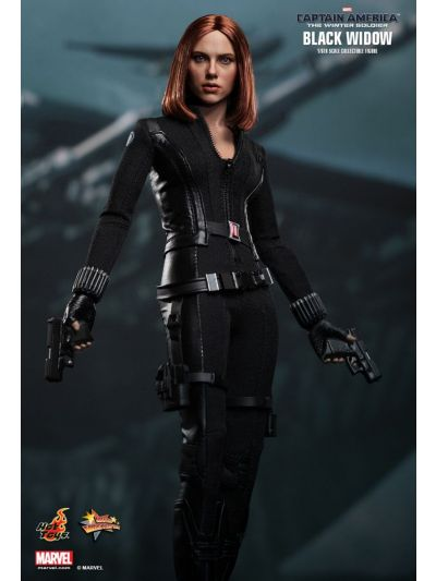 CAPTAIN AMERICA: THE WINTER SOLDIER BLACK WIDOW 1/6TH SCALE COLLECTIBLE FIGURE - MMS239