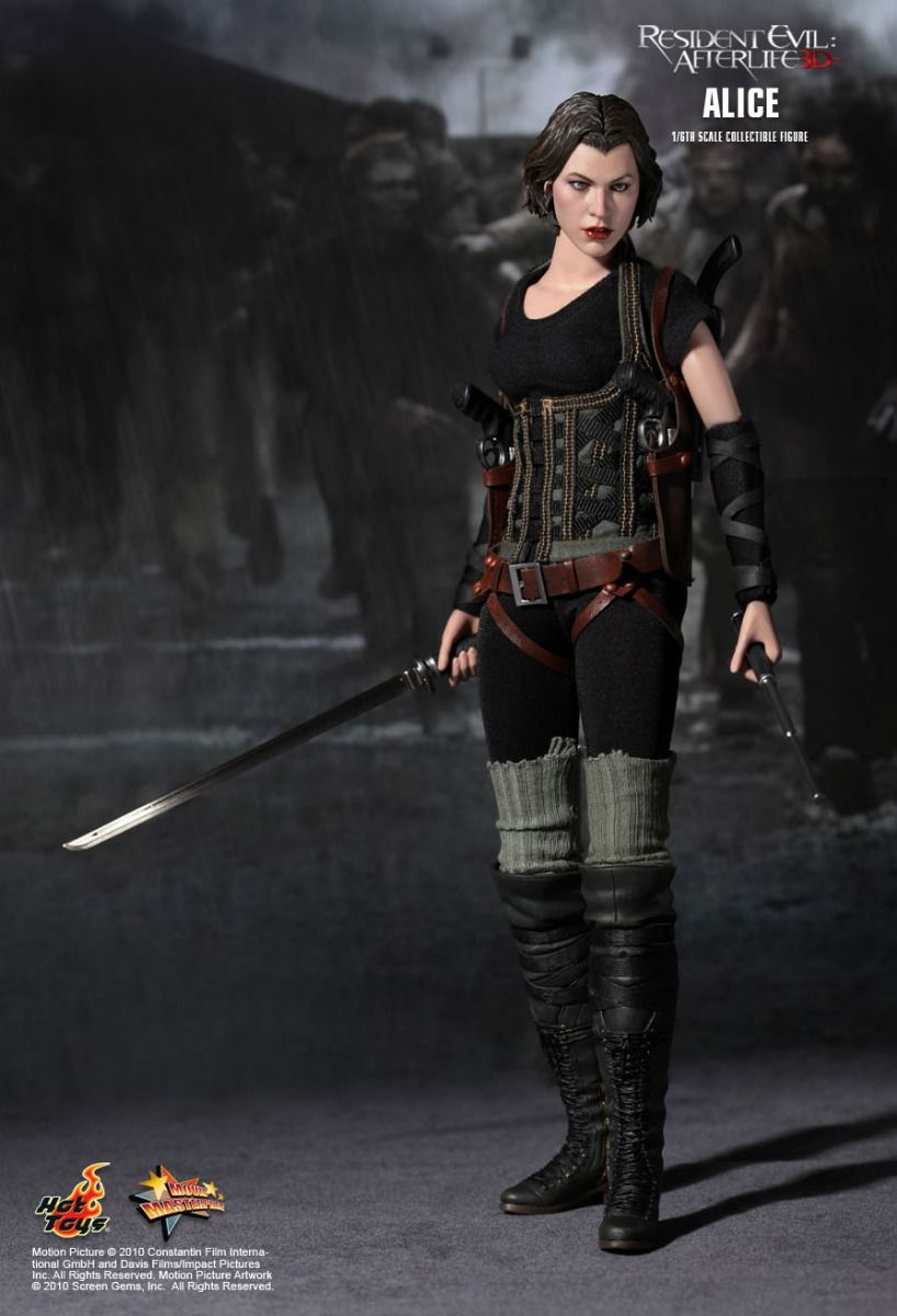 Resident Evil Afterlife Alice 1 6th Scale Collectible Figure